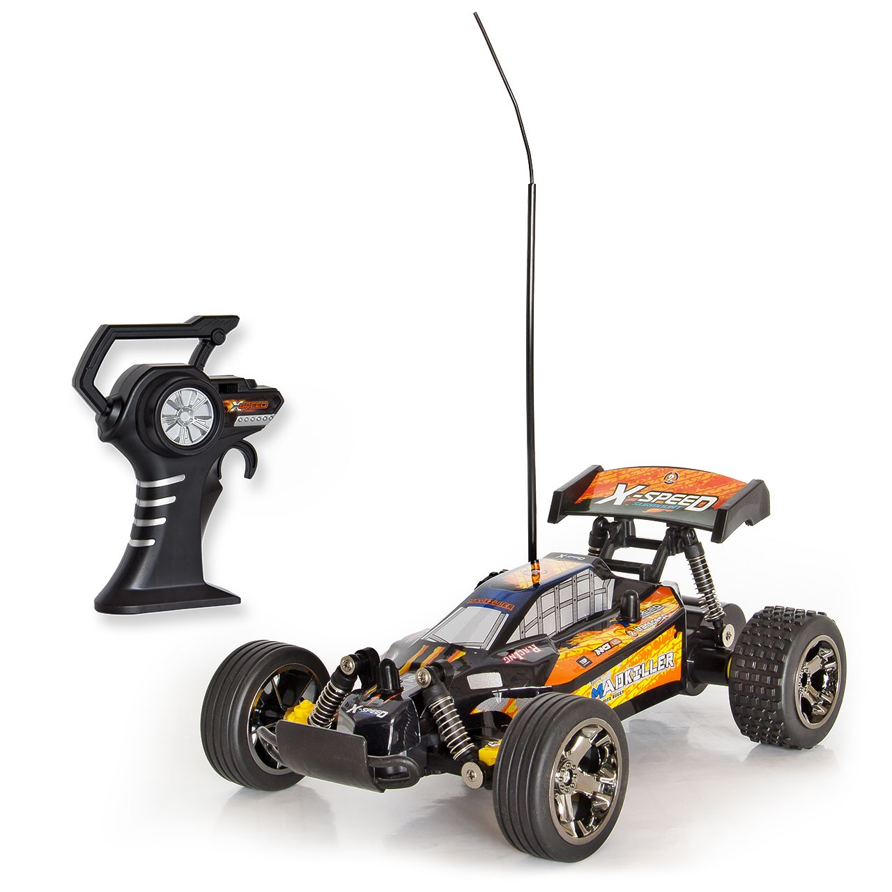 Transcend RC Car