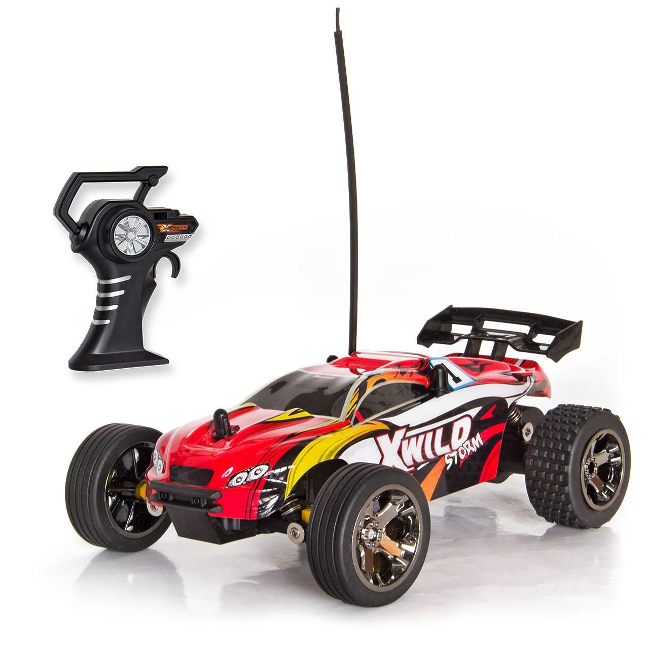 Wild-Storm RC Car