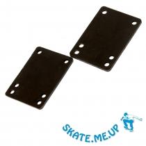 Riserpad - Schockpad - Set 3 mm für Skateboard/Longboard Achsen