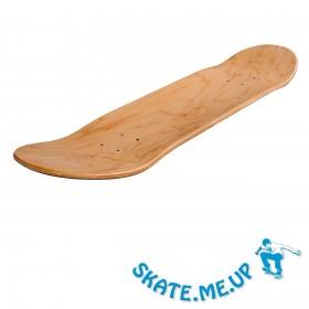 Skateboard Blank Deck inkl. Griptape Kanadisches Ahorn